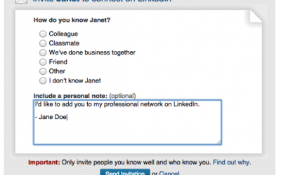 How to Enhance Your LinkedIn Profile